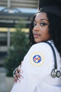 Fresh grad nurse