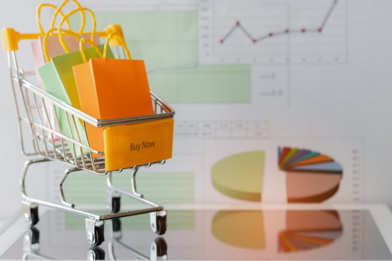 ecommerce store and data