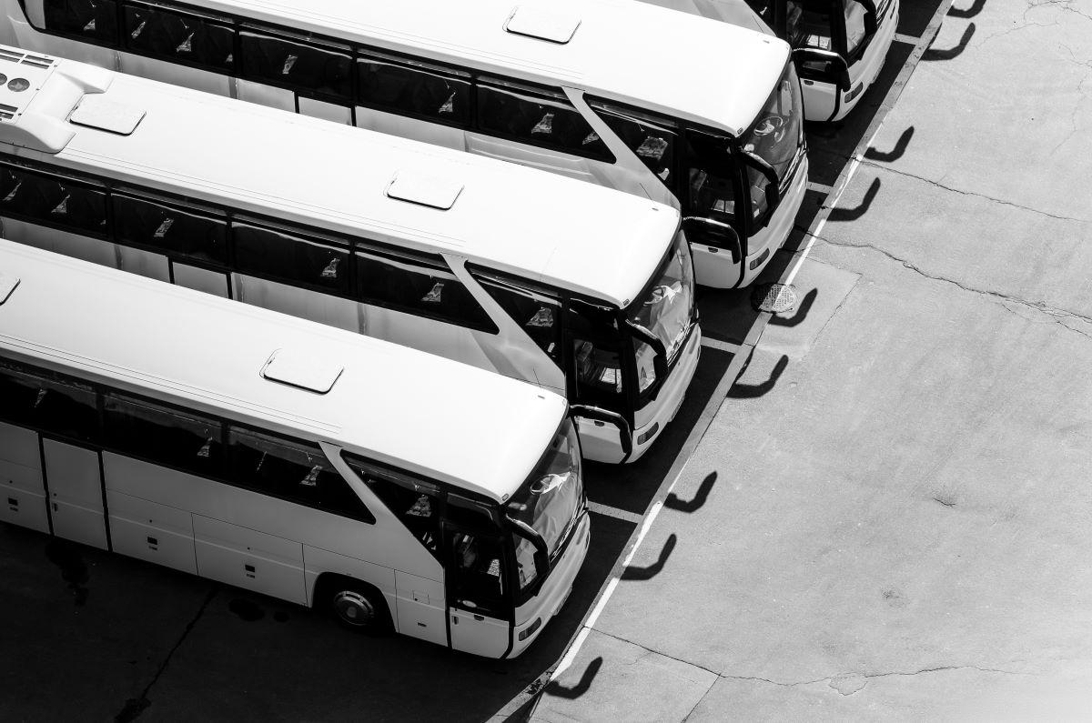 bus shuttle fleet