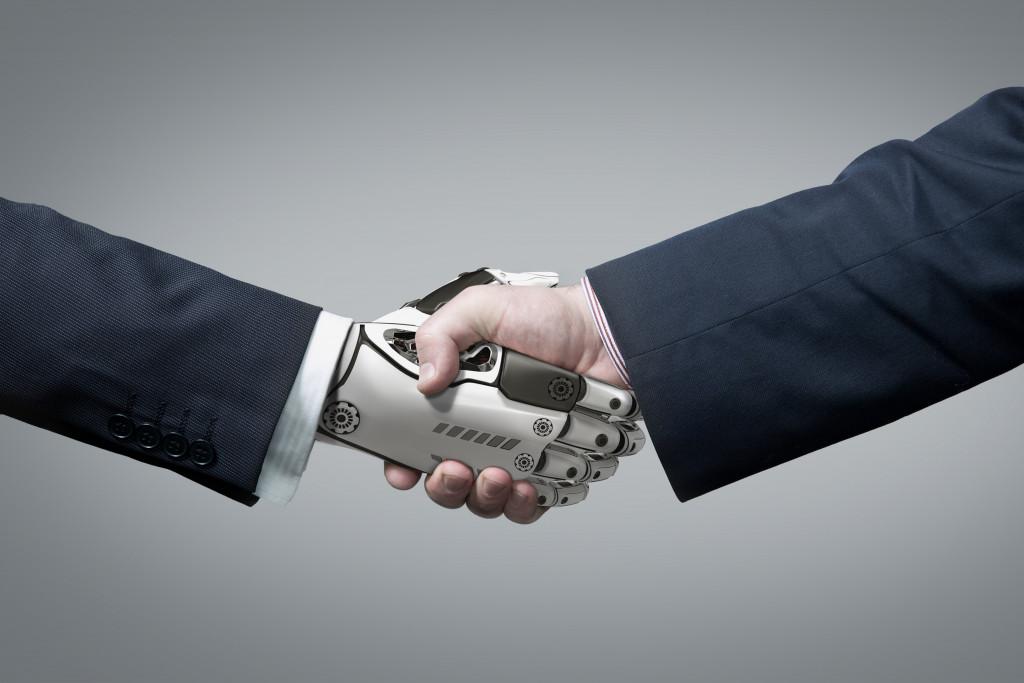artificial intelligence technology design concept